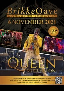 Queen at Brikke Oave